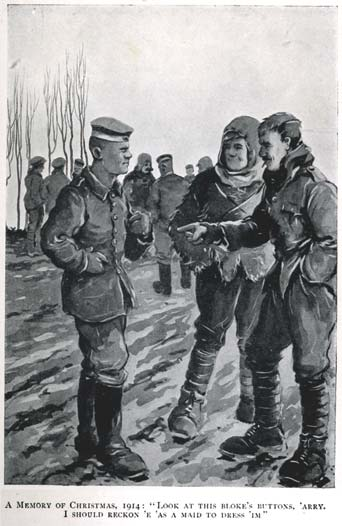 trench warfare and christmas truce robert The live-and-let-live system in trench warfare in world war i sometimes cooperation  a christmas story 1914 published on  excerpts by robert.